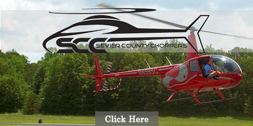 Sevier County Choppers Helicopter Tours